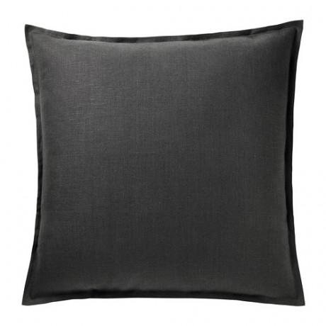 Чехол на подушку АЙНА темно-серый фото 4
